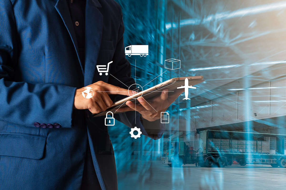 How Wireless Networking Transforms Supply Chain Management